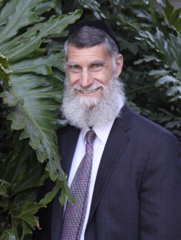 New Rabbi teller Pic